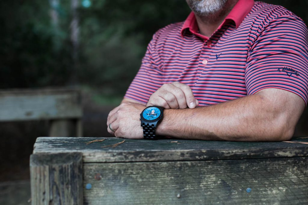 Classic, stylish Jord wood watches for men and women.