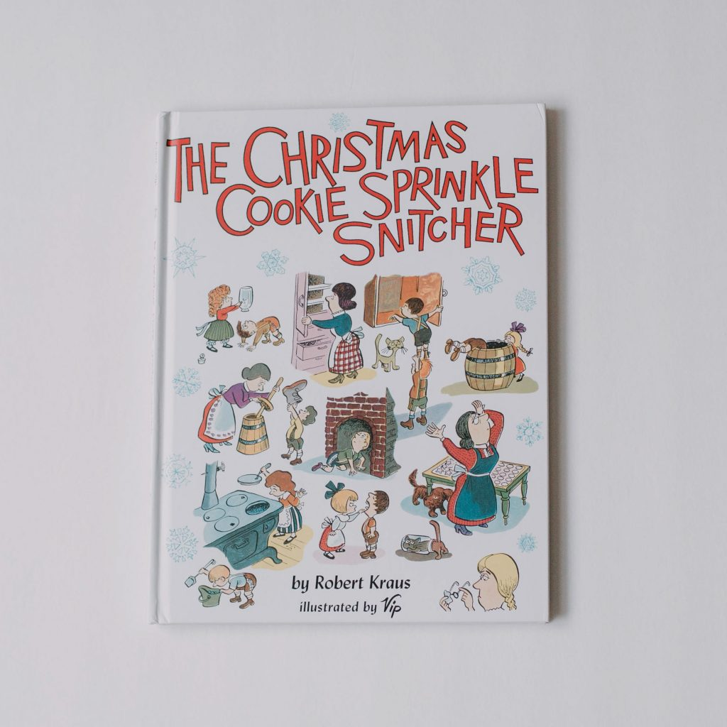 Four favorite Christmas books that we read all year long. Funny touching books for christmas time. Reading books mom blogger lifestyle blog mommy blog 2017 2018 the christmas cookie sprinkle snitcher