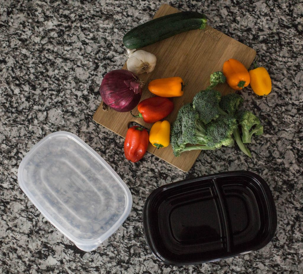 The basics of meal prepping to save money, save time, and save sanity!